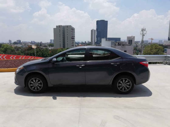 Toyota Corolla 4p C L4/1.8 Man
