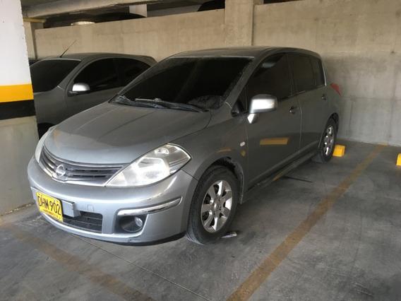 Nissan Tiida Agenta