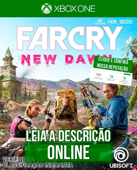 Far Cry New Dawn Deluxe Edition I Xbox One I Midia Online