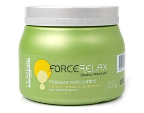 Loreal Profissional Máscara Nutri Control Force Relax 500g