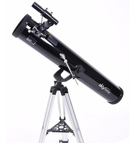 Telescópio Refletor 114mm Skylife Cygnus 4 Az2 Profissional