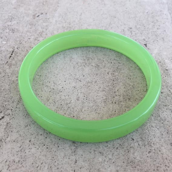 Pulseira Acrílico Verde Zoomp