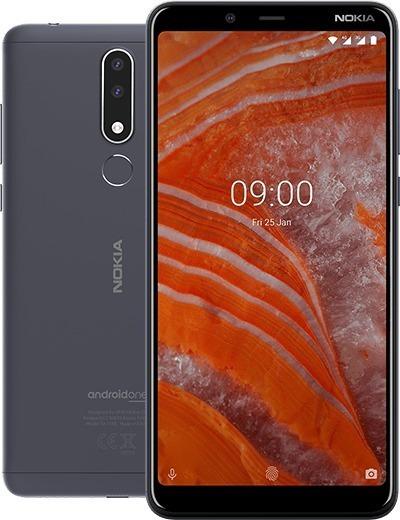 Nokia 3.1 Plus Nuevo 32gb 3gb Ram Lector De Huellas Ahora 18