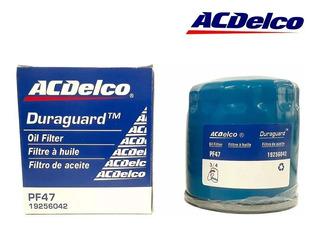 Filtro Aceite Pf47 Aveo Corsa Optra Montana Palio 1.8 (3v)