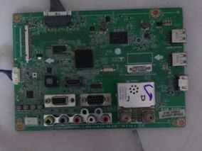 Placa Principal Tv Lg 42ly340c Eax65565703(1.1)