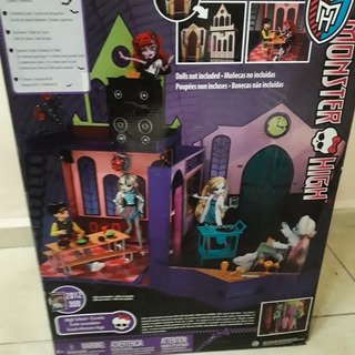 Escuela Monster High Original (incluye Dvd)... Caja Cerrada