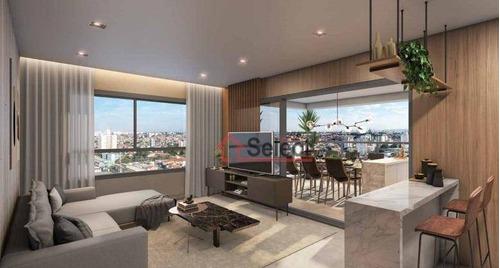 Imagem 1 de 8 de Apartamento Com 3 Dormitórios À Venda, 155 M² Por R$ 2.174.899,00 - Vila Mariana - São Paulo/sp - Ap1427