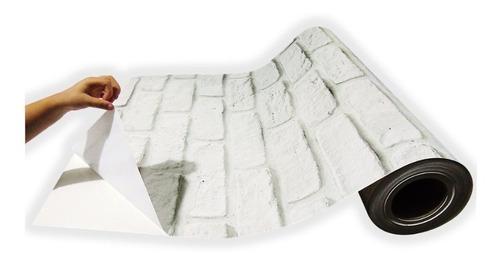 Vinilo Adhesivo 3d Papel Tapiz 3d Adhesivo 3d  70cms X 1mt