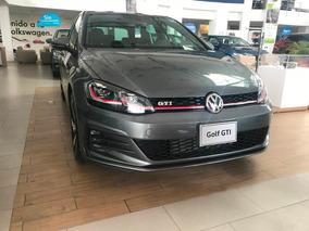 Volkswagen Golf Gti 2.0 Dsg Navegación Piel At