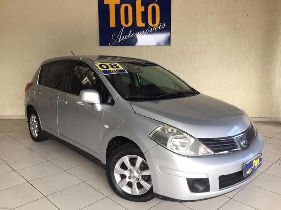 Nissan Tiida S 1.8 16v, Njz1750
