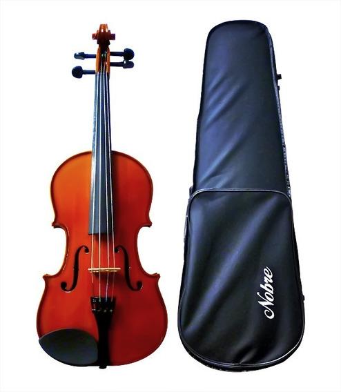 Violin Nobre 4/4 Con Estuche Mv012r