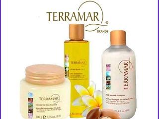 Set Terramar. Oleo, Shampoo Y Mascarilla. Envío Gratis