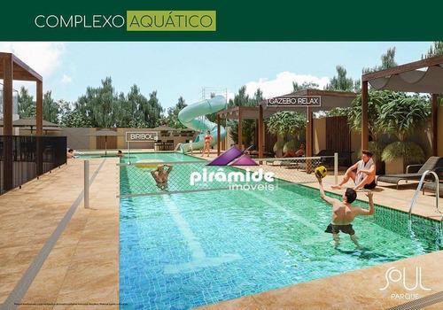 Apartamento Com 2 Dormitórios À Venda, 65 M² Por R$ 336.431,14 - Parque Industrial - São José Dos Campos/sp - Ap12382