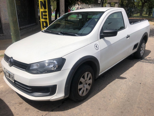 Volkswagen Saveiro 1.6 Full 2014 Financiamos