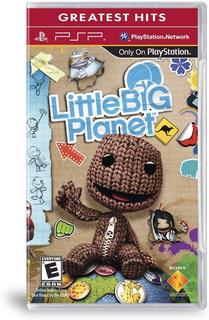 Little Big Planet Psp Nuevo Y Sellado