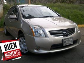 Nissan Sentra 4p Custom 2.0l 6vel