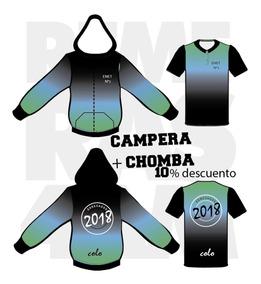 Camperas + Chomba Secundario Egresados Zona Sur 2019 4am