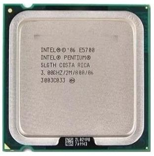 Processador - Pentium - 3.0 Ghz - 5700