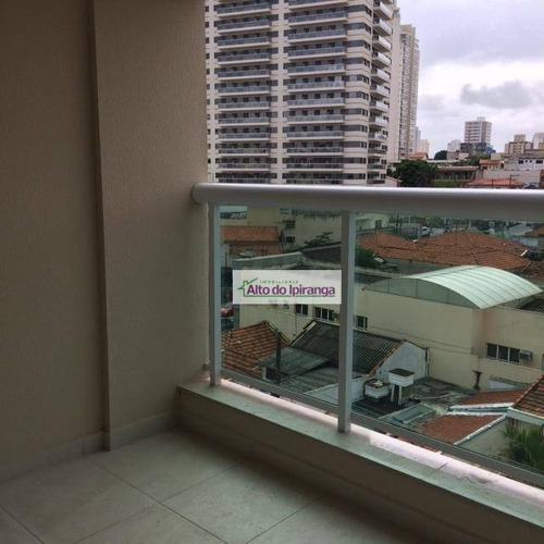 Apartamento À Venda, 54 M² Por R$ 490.000,00 - Vila Gumercindo - São Paulo/sp - Ap2618