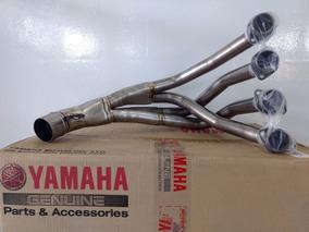 Coletor De Escapamento ( Curva De Escape ) Yamaha Yzf R1 09