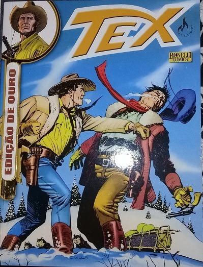 Revista Tex Ouro Edição 50