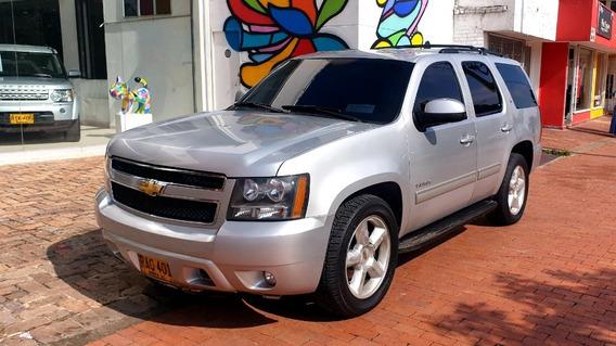 Chevrolet Tahoe Blindado Nivel 3