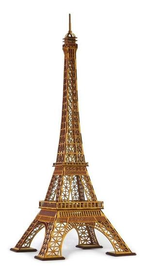 Torre Eiffel De 2 Metros Modelo Original, Mdf 6 Mm