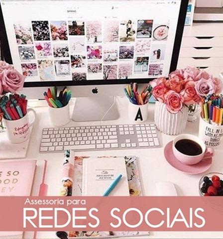 Assessoria De Redes Sociais R$180,00