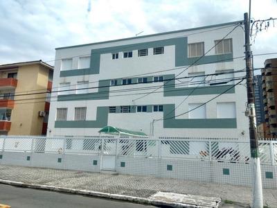 Kitnet Com 1 Dormitório À Venda, 38 M² Por R$ 110.000 - Vila Tupi - Praia Grande/sp - Kn0137