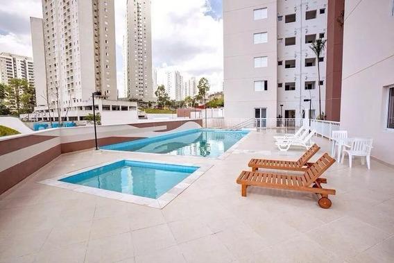 Apartamento Em Morumbi, São Paulo/sp De 74m² 2 Quartos À Venda Por R$ 339.000,00 - Ap189839