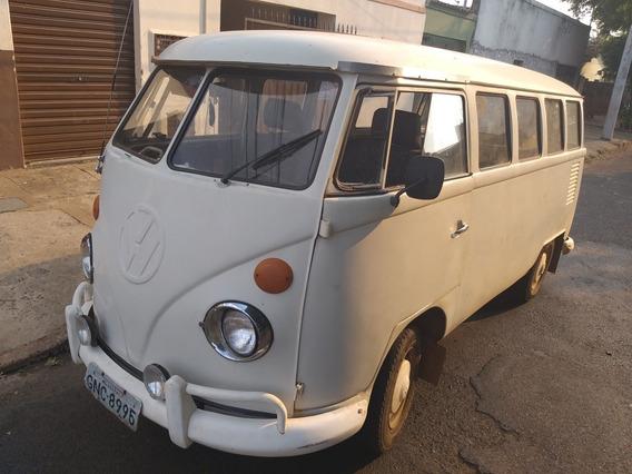 Volkswagen Kombi Não Samba