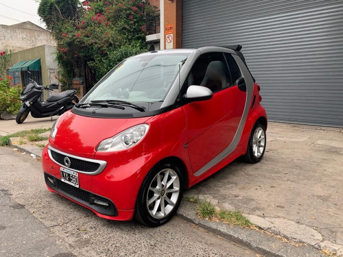 Smart Fortwo Cabriolet Passion 2012 Impecable En Mg Bikes