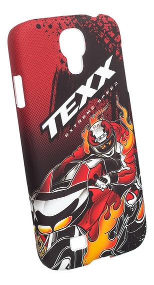 Case De Celular Texx Racing Fosco Samsung Galaxy S4
