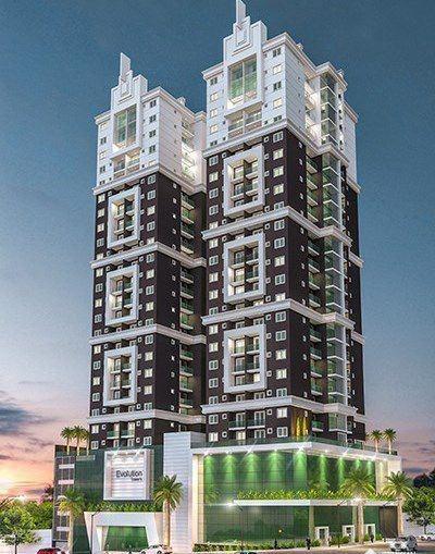 Apartamento Em Centro, Ponta Grossa/pr De 79m² 2 Quartos À Venda Por R$ 395.000,00 - Ap598673
