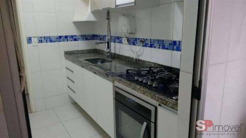 Imagem 1 de 9 de Apartamento Com 3 Dormitórios À Venda, 70 M² Por R$ 390.000,00 - Vila Aurora - São Paulo/sp - Ap0964