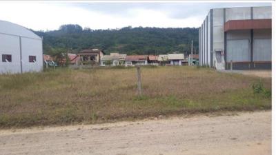 Terreno Comercial À Venda, Centro, Guaramirim. - Codigo: Te0183 - Te0183