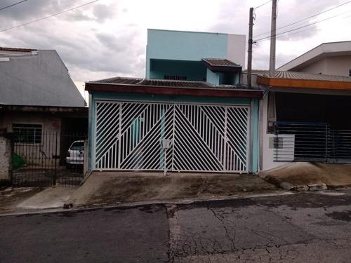 Sobrado Com 5 Dormitórios À Venda, 120 M² Por R$ 318.000,00 - Residencial Jatobá - São José Dos Campos/sp - So0335
