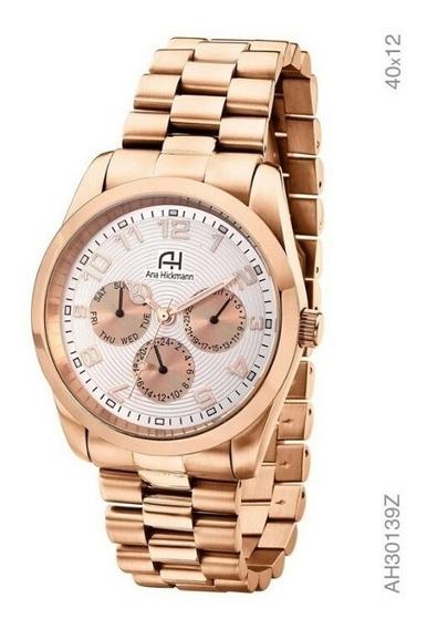 * O F E R T A * Relógio Ana Hickmann Ah30139z Original