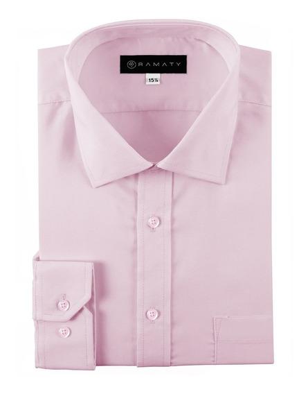 Paquete De 2 Camisas Para Hombre De Vestir