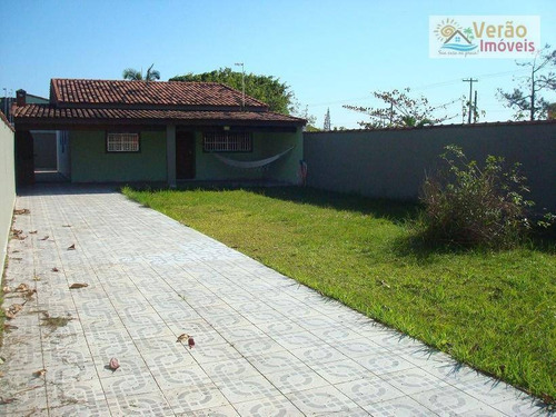 Imagem 1 de 17 de Casa Com 2 Dormitórios À Venda, 130 M² Por R$ 500.000,00 - Estância Balneária De Itanhaém - Itanhaém/sp - Ca0035