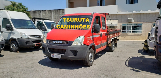 Iveco Daily 35s14 Cd 13 Carroceria