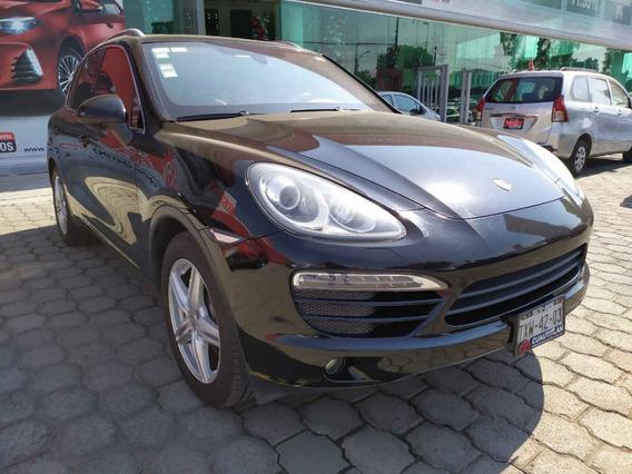 Porsche Cayenne 2013 5p V6 Tiptronic 8v
