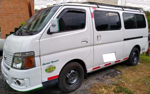 Nissan-urvan/ Venpermuta