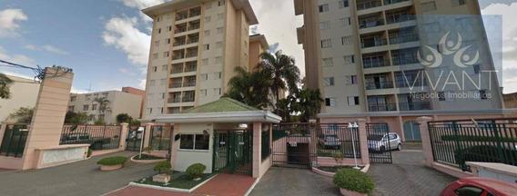 Apartamento Com 3 Dormitórios Para Alugar Por R$ 1.200/mês - Parque Suzano - Suzano/sp - Ap0260