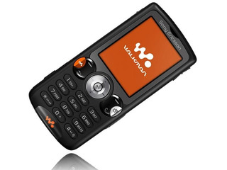 Sony Ericsson W810 Camara 2mps Negro 20mb Memoria Mp3 Libre