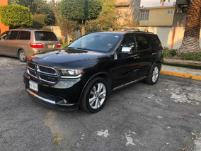 Dodge Durango Crew Luxe V6 At 2012