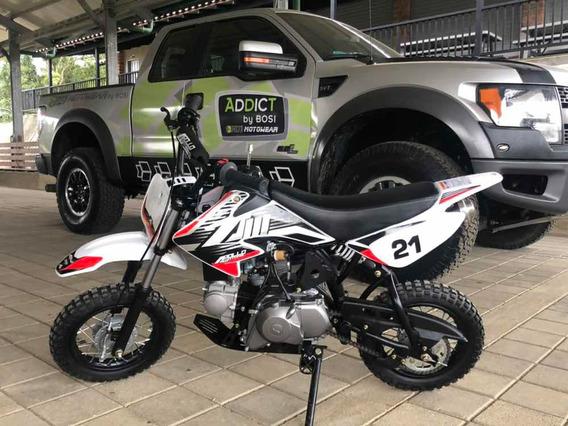 Moto 70cc Pitbike Apollo Niño, No Ttr,ycf,pw,ktm