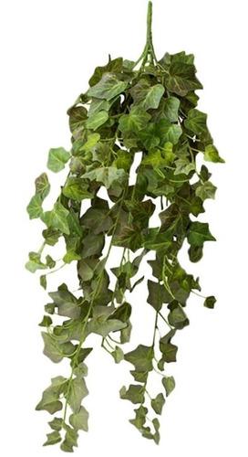 Planta Artificial Pendente Em Silicone Toque Real  90 Cm