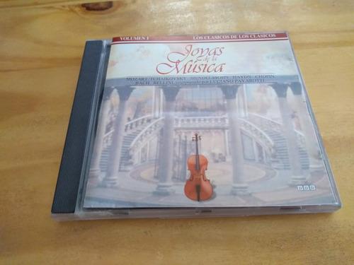 Joyas De La Música 1 - Mozart - Haydn - Cd - Ddd - U