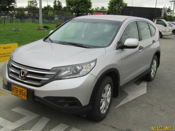 Honda Cr-v Lx At 2wd